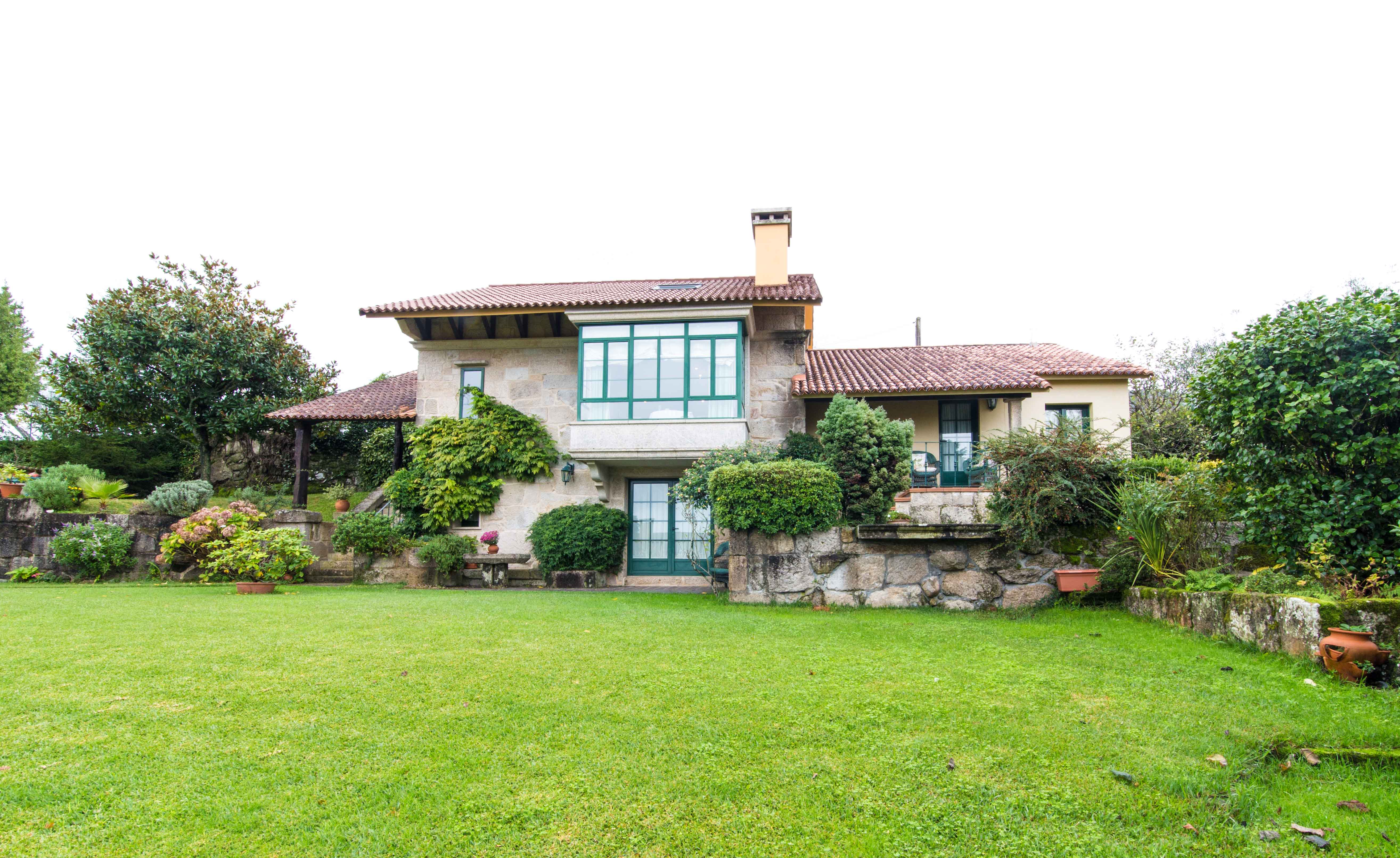 casa de maria principal con jardín - turismo rural